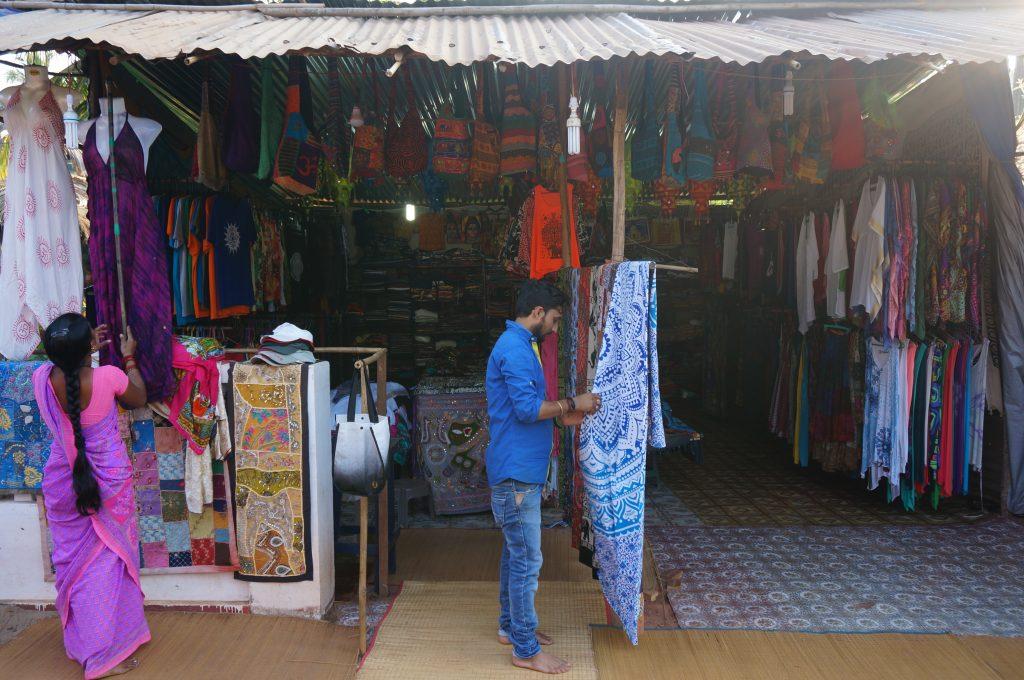 indian shop owner