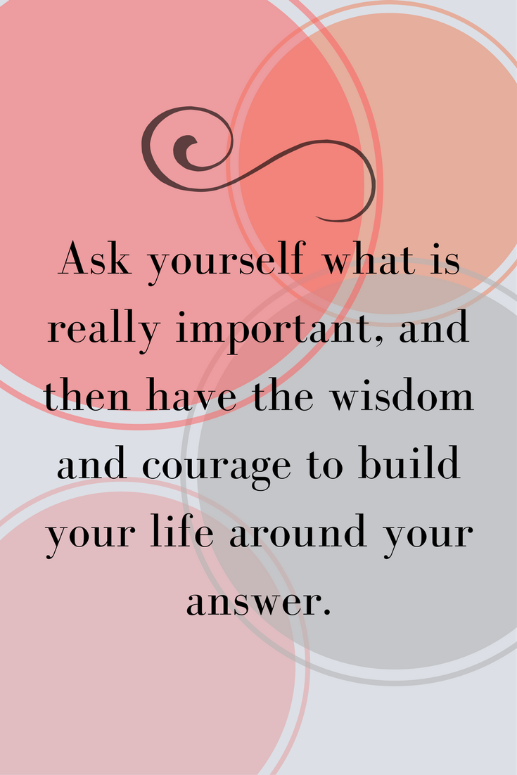 Quotes About Whats Important In Life 25 Great Quotes To Live Yet To Reveal