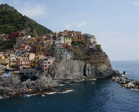 City travel guide: Cinque Terre